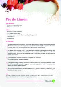 Postres Frios - Claudio US-03